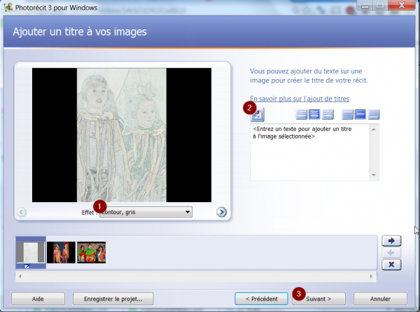 logiciel photorécit