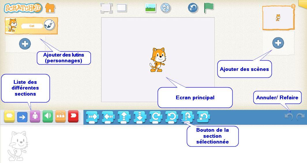 apprendre  u00e0 coder avec scratch junior