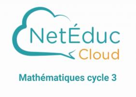 Utiliser NetEduc Cloud en mathématiques