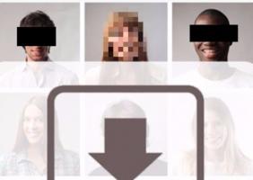 Facepixelizer, pour flouter des visages des photos