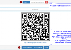 Utiliser des QR codes en classe : en créer, en utiliser