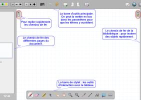 Utiliser OpenBoard comme logiciel de Tableau Blanc Interactif